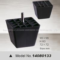 Plastic Sofa Leg, Plastic Furniture Sofa Leg LC14080133