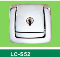 LC-S52 Round hole big square latch,Flight case road case hardware